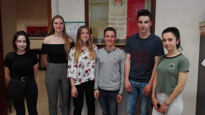 3 semaines à Modène (italie) grâce à Erasmus en Mai 2018